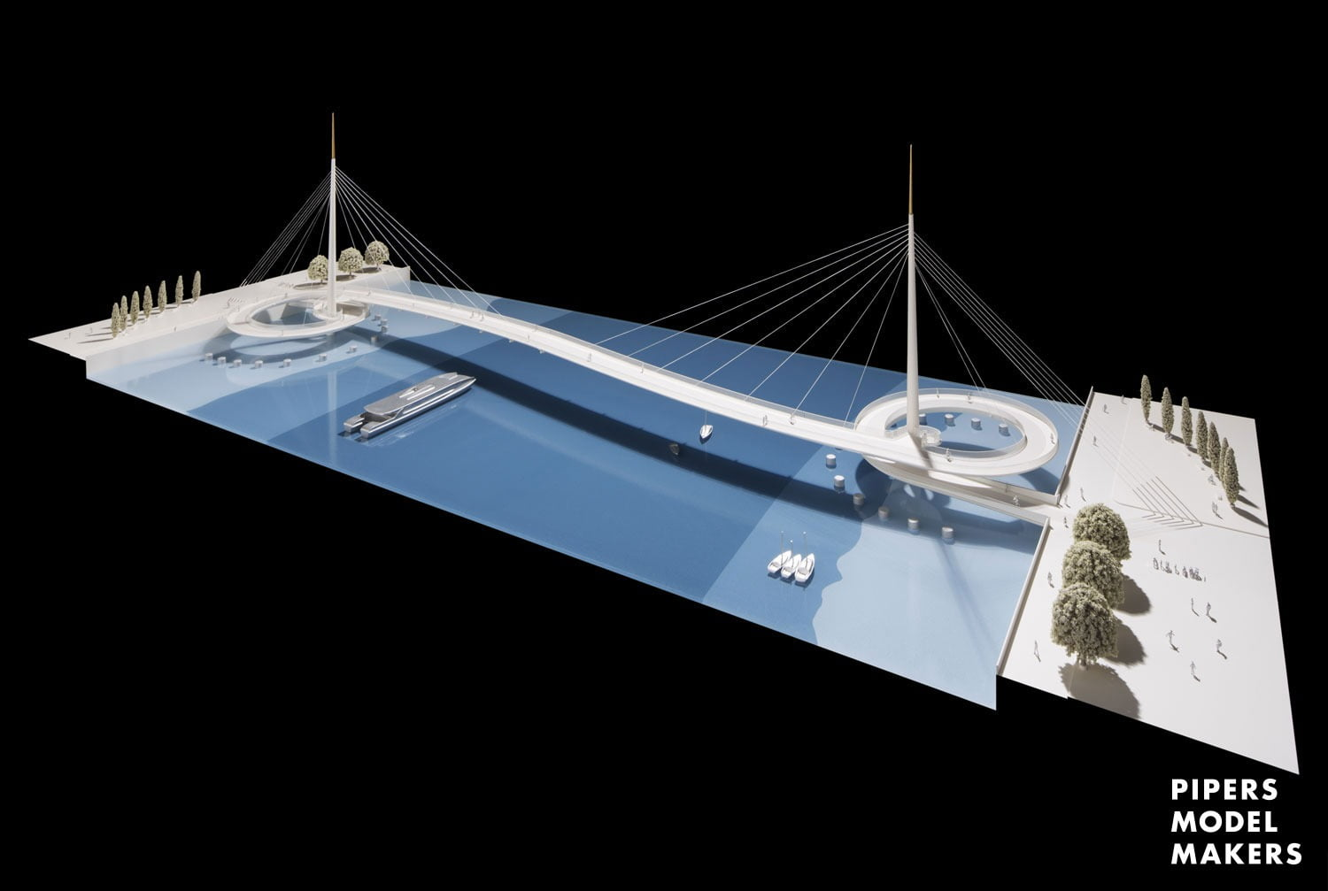 http://Nine%20Elms%20Pimlico%20Bridge%20Robin%20Snell%20and%20Partners%20Architectural%20Model