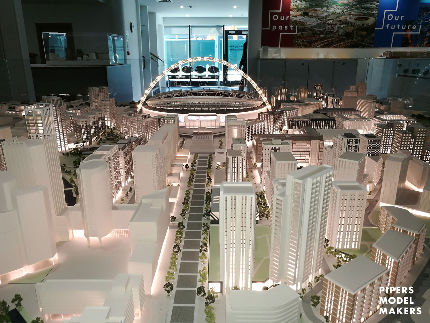 http://Wembley%20Quintain%20Architectural%20Model