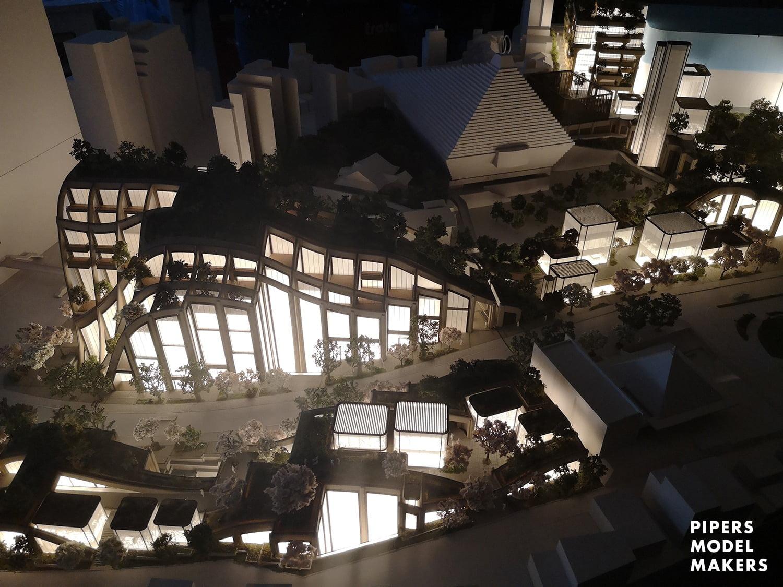 http://Toranomon-Azabudai,%20Tokyo%20Heatherwick%20Studio%20Architectural%20Model